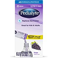 Deals on Pedialyte Electrolyte Powder Electrolyte Drink 3.6oz