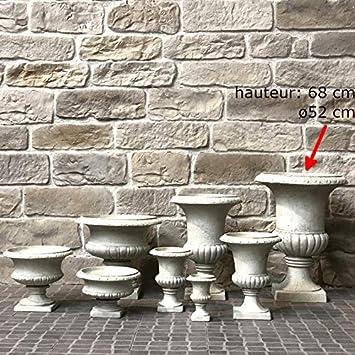 L\'ORIGINALE DECO Vase Pot Vasque Jardinière Médicis de ...