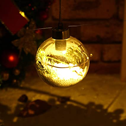 boluoyi decorative outdoor lighting projectorschristmas lights white wire ledchristmas tree pendant hanging