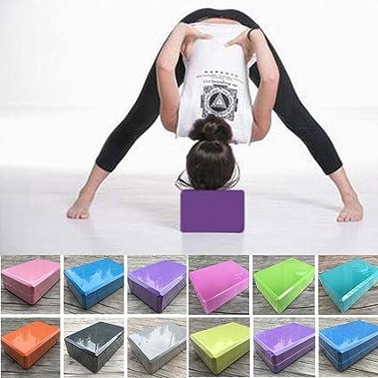 Wallfire Ejercicio Fitness Yoga Bloque EVA Espuma Gimnasio ...