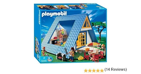 Playmobil 3230 - Casa de Vacaciones: Amazon.es: Juguetes y juegos
