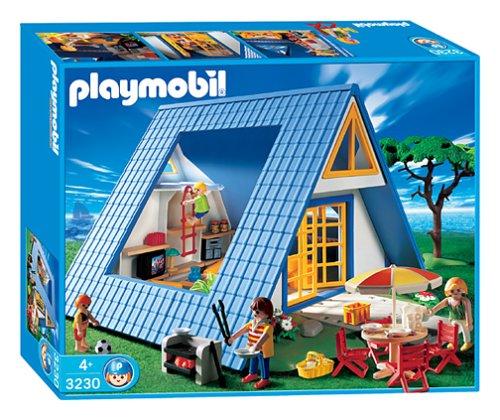 Playmobil Loisirs Famille maison vacances dp BEKQJ