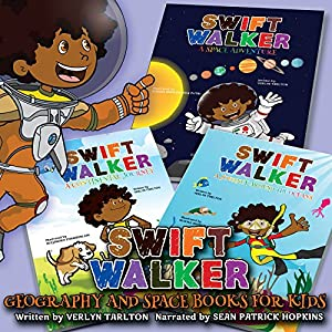 Swift Walker Audiobook