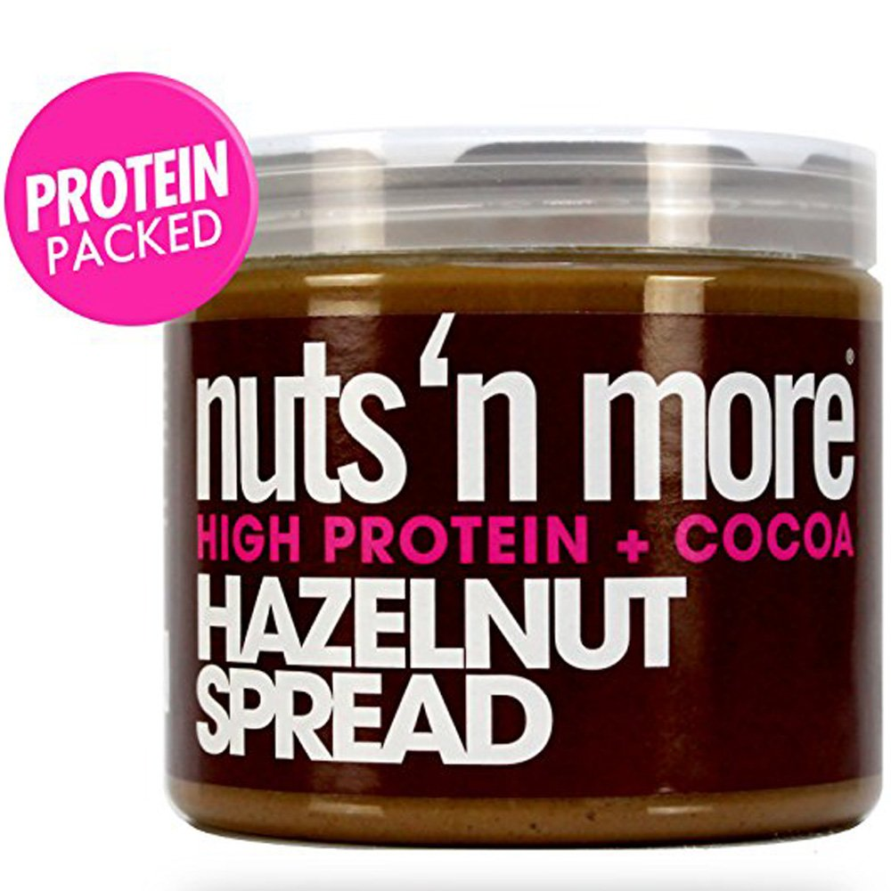 Nuts 'N More High Protein Cocoa Hazelnut Spread (16 oz)