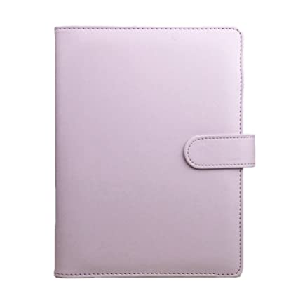Amazon.com: Ywillink A5 Notebook Loose Leaf Ring Binder ...