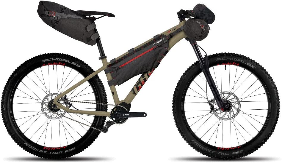 Ghost AMR Bike Packing Set Night Black – Hardtail – Bicicleta ...