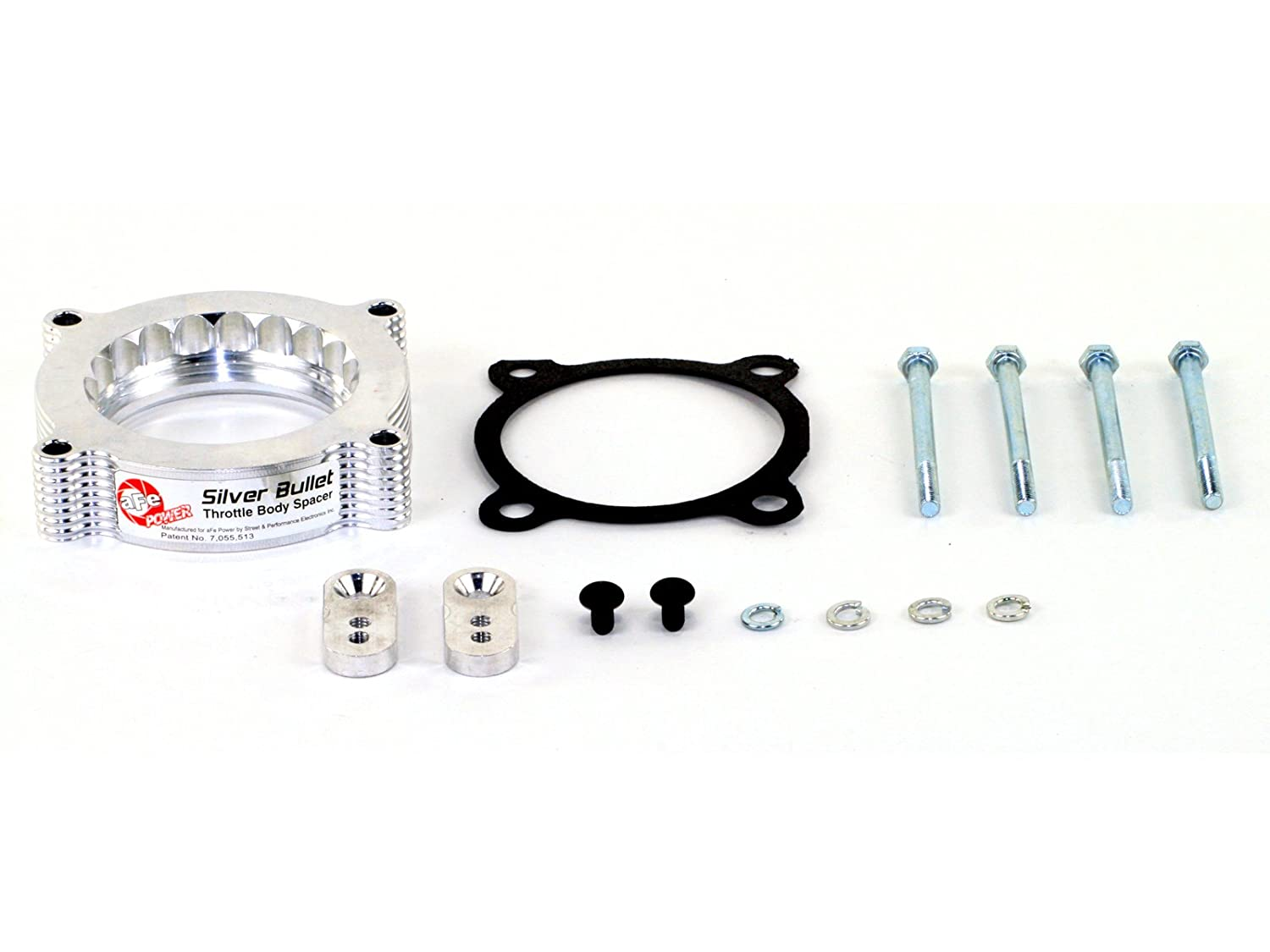 aFe Power Silver Bullet 46-33011 Ford Throttle Body Spacer