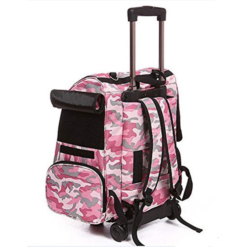 【残りわずか】 Yalztc-zyq16 ファッションペットバックパック、猫犬スーツケースハンドバッグペットバッグ迷彩ショルダードッグバッグペットトロリーケース (色 (色 : : 赤) Yalztc-zyq16 赤 B07PZ6YC8L, 一風堂:a634b5a5 --- a0267596.xsph.ru