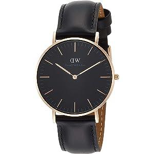 [ダニエルウェリントン] 腕時計 Daniel Wellington DW00100139 36mm SHEFFIELD ローズゴールド [並行輸入品]