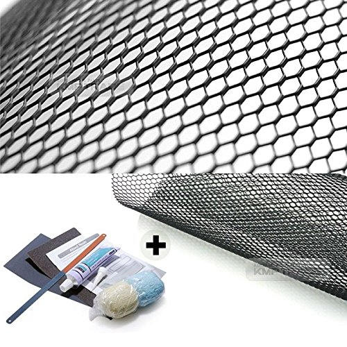 Grille Wire Decorative (Universal Car Perf Hexagon Aluminum Wire Mesh Radiator Grille 19