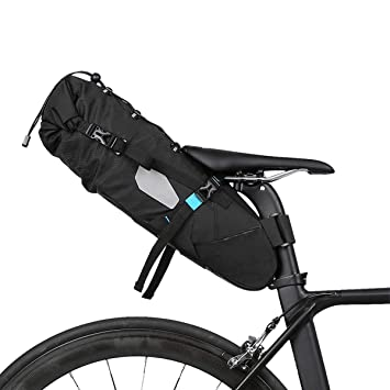 Radfahren Mountain Road MTB Strap On Sitz Fahrrad Satteltasche