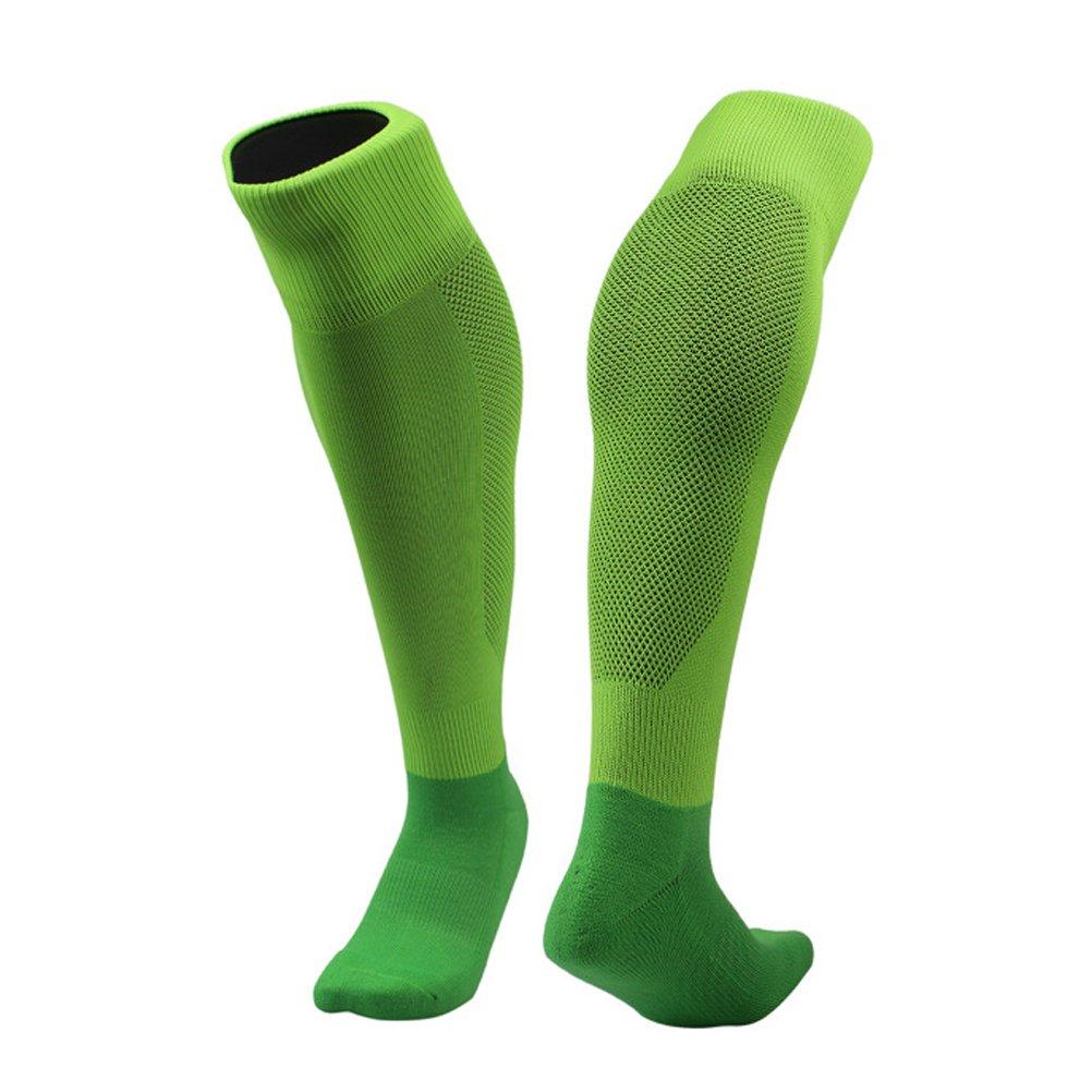 WINOMO Sport-rutschfeste Fußball-Socken der Männer athletische Fußball-Socken-Normallack-Socken