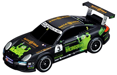 Amazon Com Carrera Go Porsche Cup Monster Fm U Alzen Slot