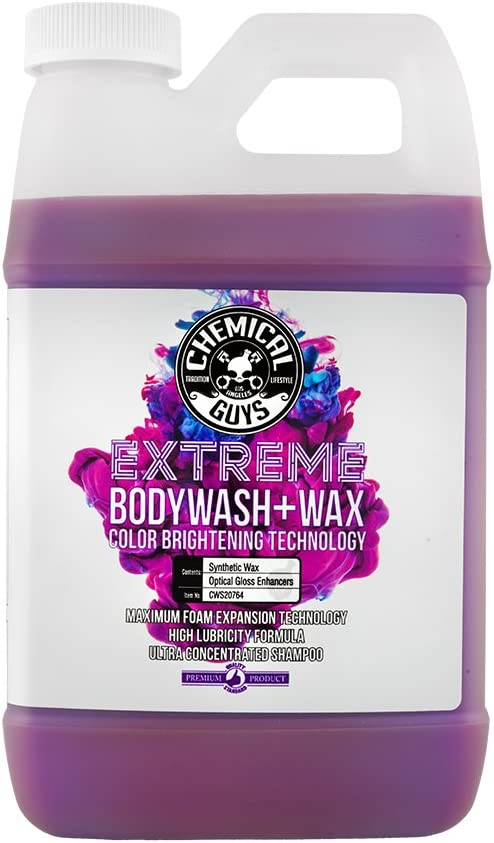Chemical Guys Extreme Bodywash and Wax