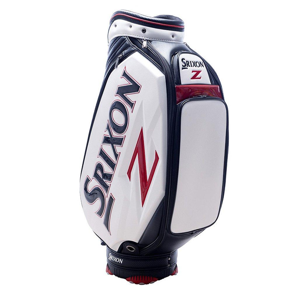 Srixon Tour Staff Bolsa para Palos de Golf, Hombre, Blanco ...