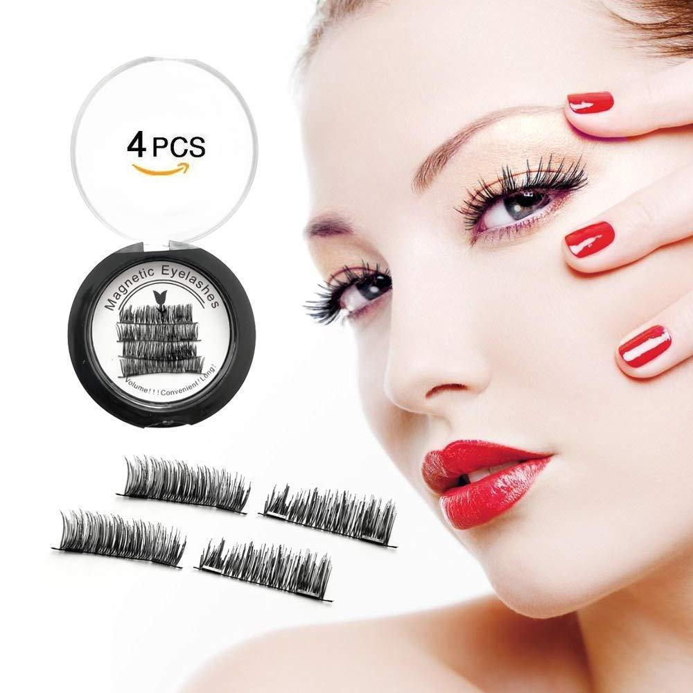Amazon Dual Magnetic Eyelashes 02mm Ultra Thin Magnet