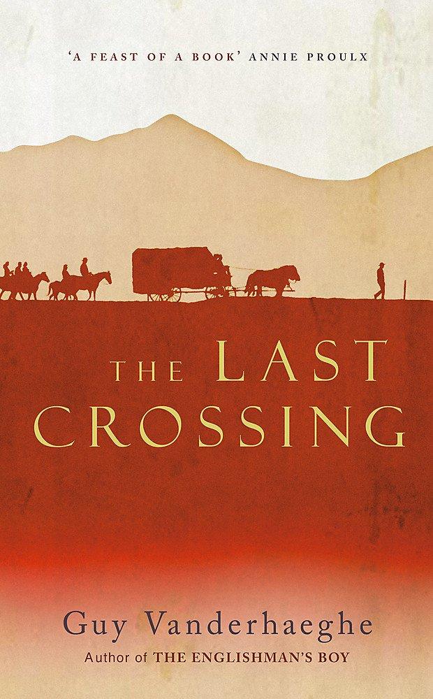 Read Online The Last Crossing PDF