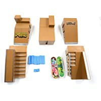 kidsdream® 5pcs kit de Skate Park Ramp partes