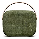 Vifa Helsinki Hi-Resolution Bluetooth 4.0 Wireless Portable Speaker - Willow Green