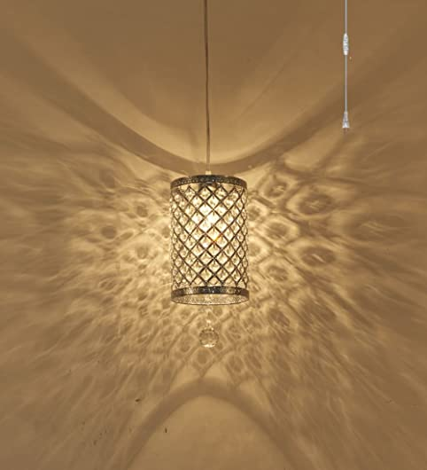 Surpars house plug in pendant light silver crystal chandelier with surpars house plug in pendant light silver crystal chandelier with 17 cord and on mozeypictures Choice Image