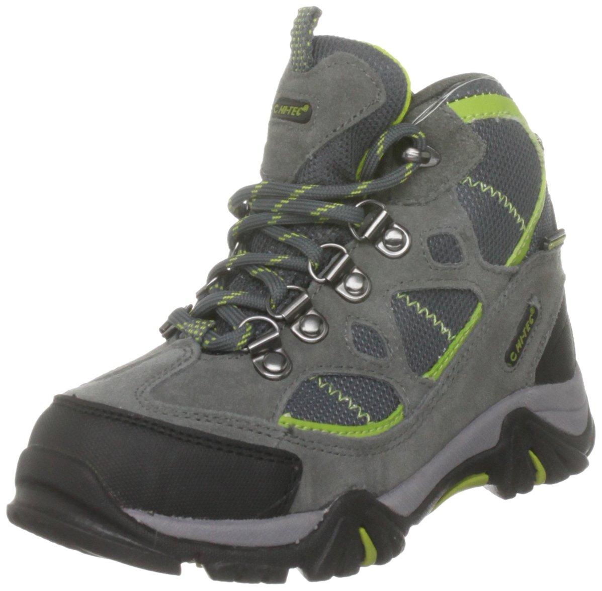 Hi Tec Renegade Trail WP JR HOH1098000 - Zapatillas de deporte de ante para niños color gris talla 33 Hi-tec F000331/051/01