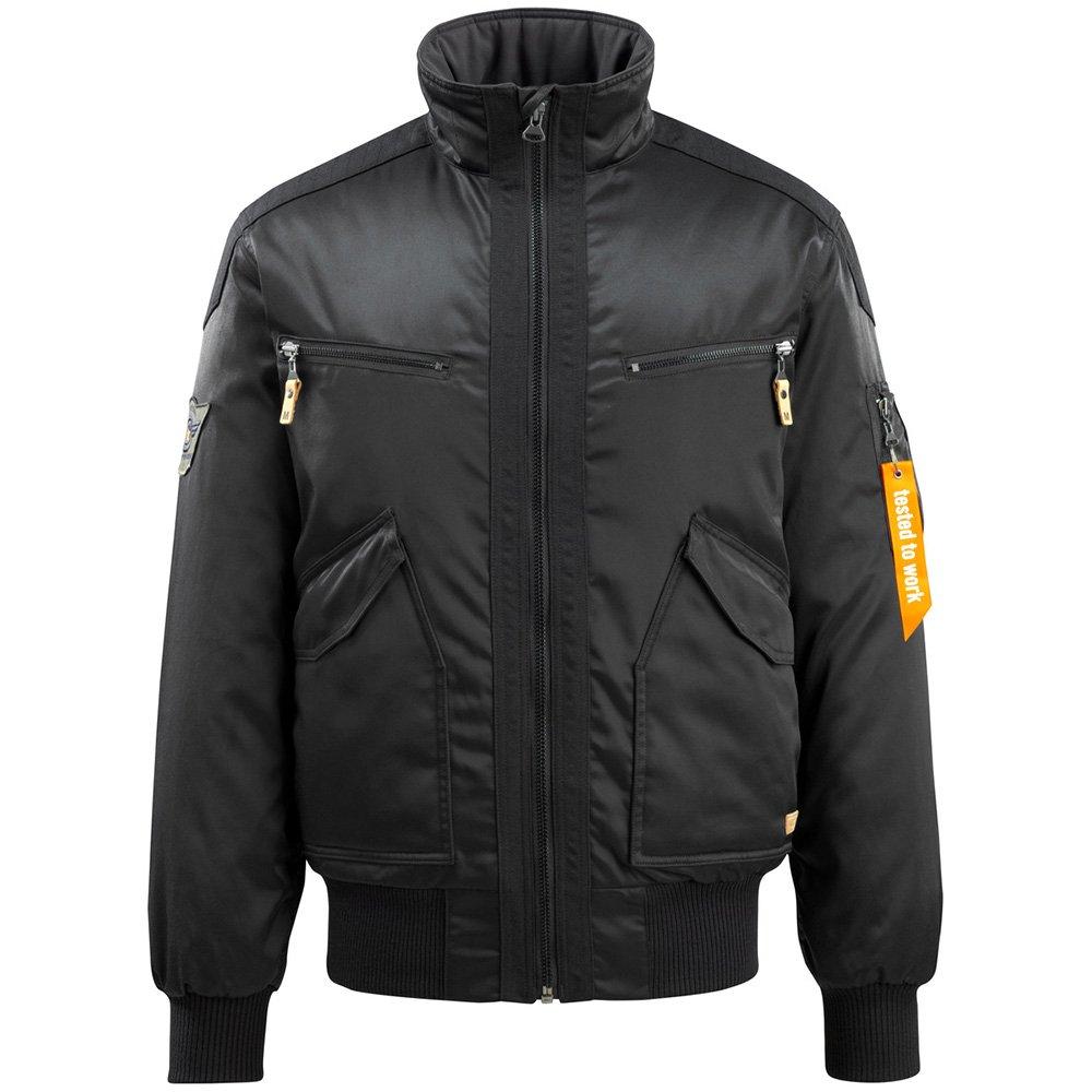 Mascot 14035 - 620 - 09-S tamaño pequeño Riverdale PILOT chaqueta - negro: Amazon.es: Bricolaje y herramientas