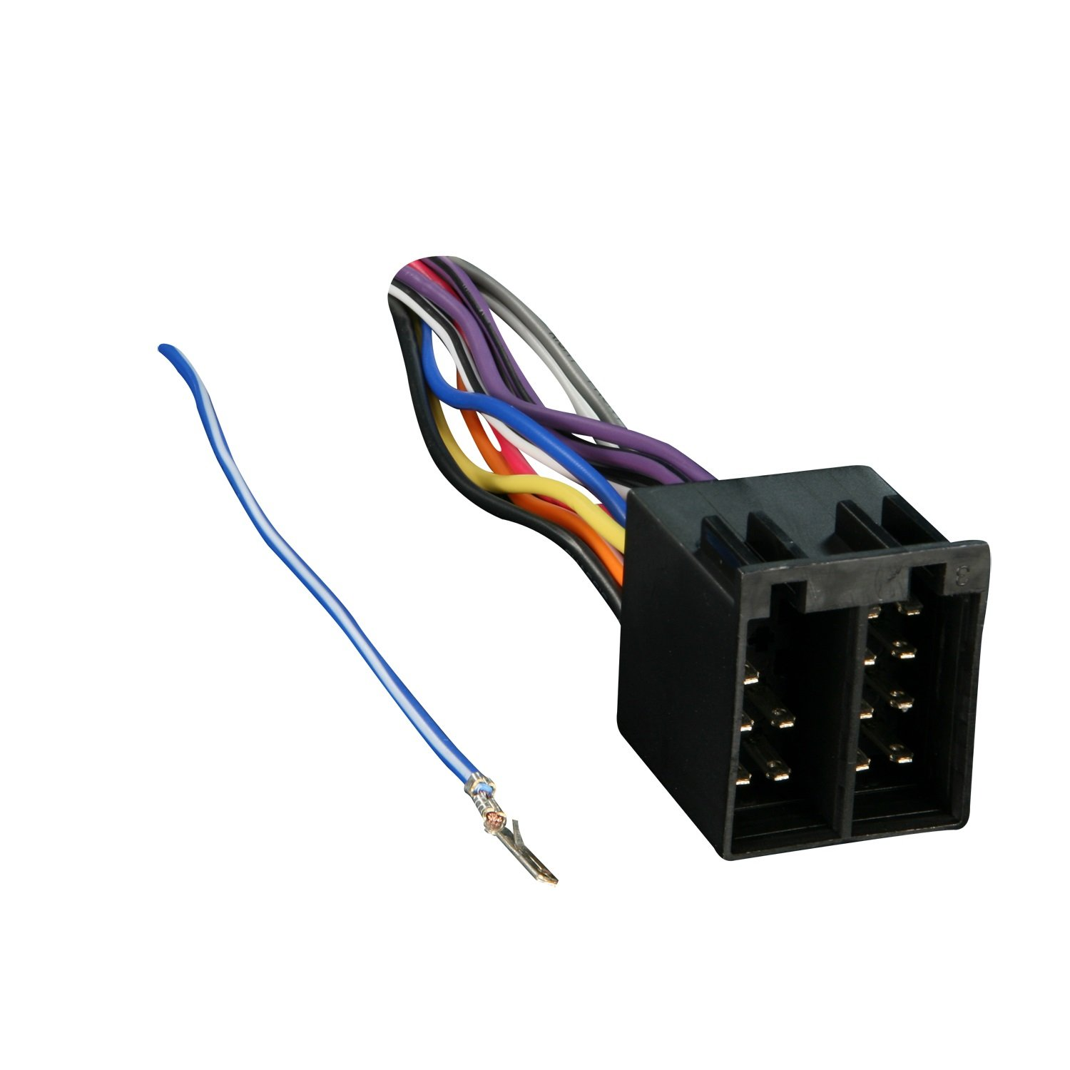 616GXXloQUL._SL1500_ amazon com metra 70 9401 radio wiring harness for m b l r  at crackthecode.co