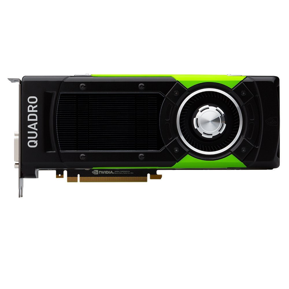 PNY Quadro P6000 Graphic Card - 24 GB GDDR5 - Full-height - Dual Slot Space Required by PNY (Image #1)