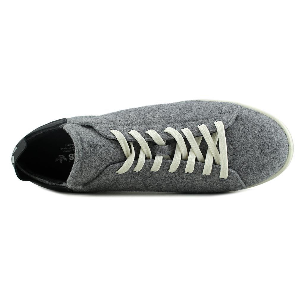 adidas D(M) Originals Men's Stan Smith Vulc Shoes B01N5I74CF 10 D(M) adidas US|Grey / Black-vintage White a024e7