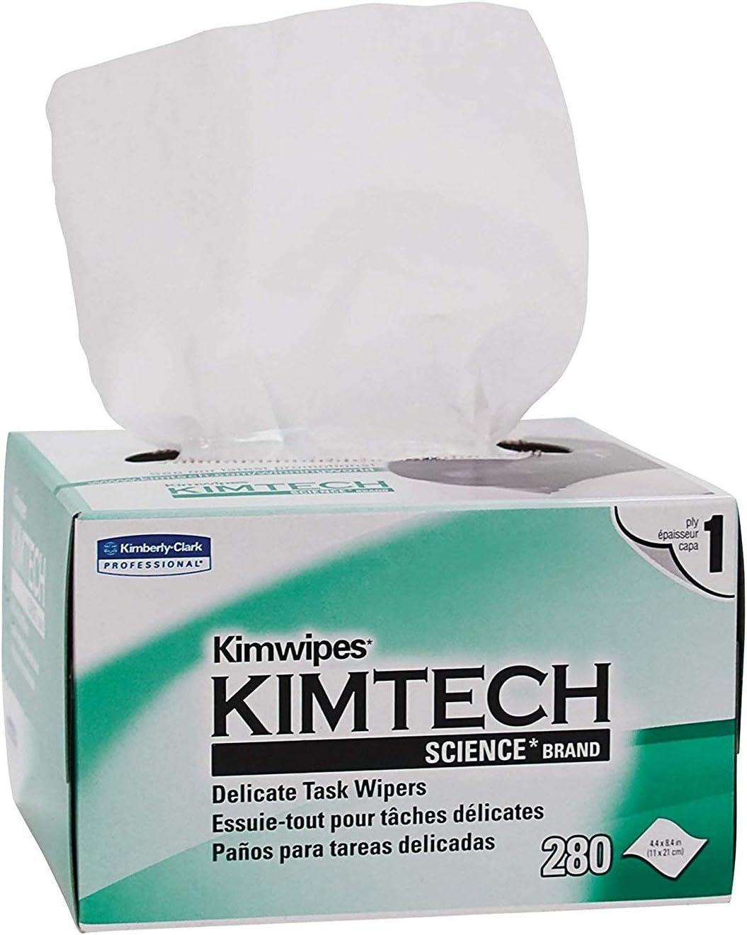 Kimwipes 4.5 x 8.5