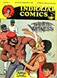 Indrajal Comics-709-Aditya (The Man From Nowhere): The Eye Witness (V25N05-1988)