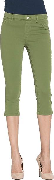 Carrera Jeans Tessuto Elasticizzato IT L Jeggings per Donna Tinta Unita