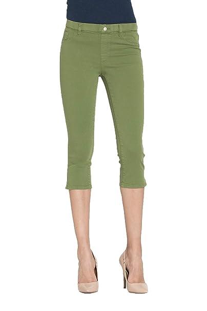Jeans per donna Carrera Jeans tinta unita tessuto elasticizzato