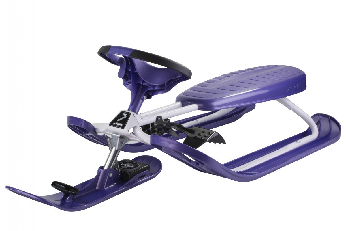 Stiga Snowracer Purple Pro by Stiga