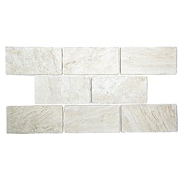 Colorado Dawn - Off White 3x6 Porcelain Subway Tile - Rustic ...