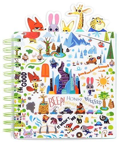 Disney Zootopia Zootopia Journal
