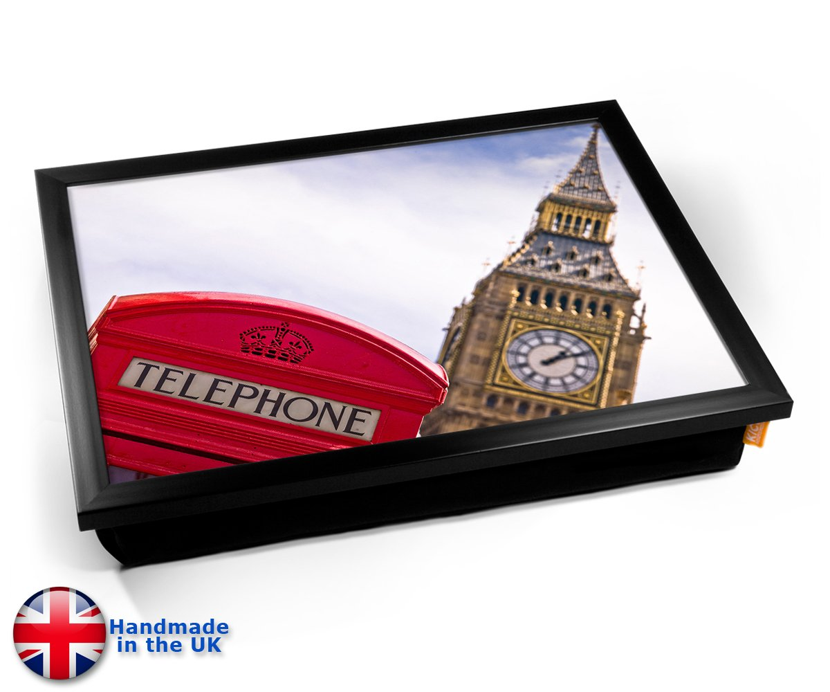 Amazon.com: Kico Big Ben & Phone Box London - Bandeja para ...