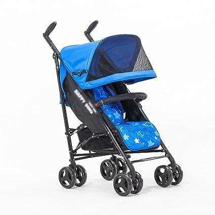 Carretilla plegable ligera del bebé del carro puede ...