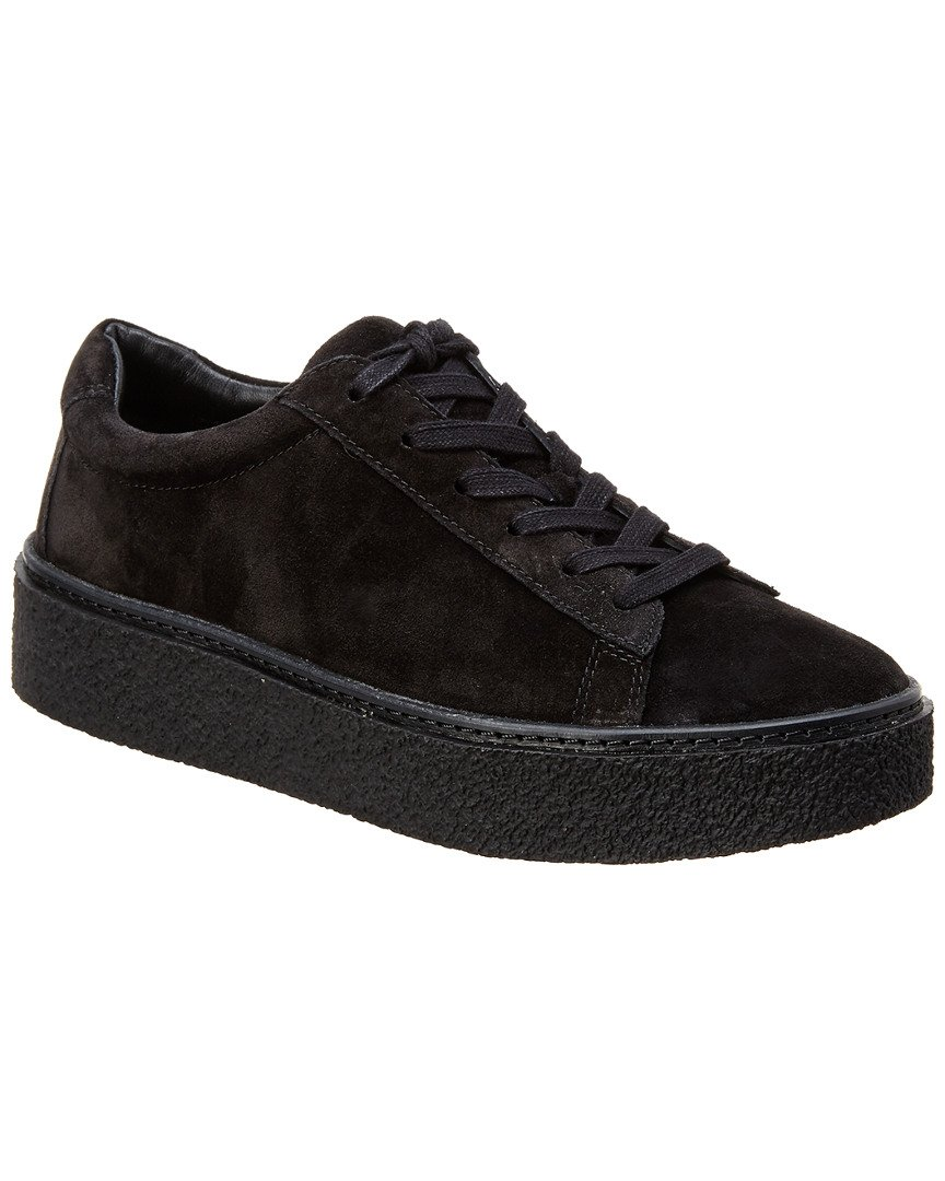 Vince Women's Neela Sneaker B077NG51RH 7.5 B(M) US|Black Suede