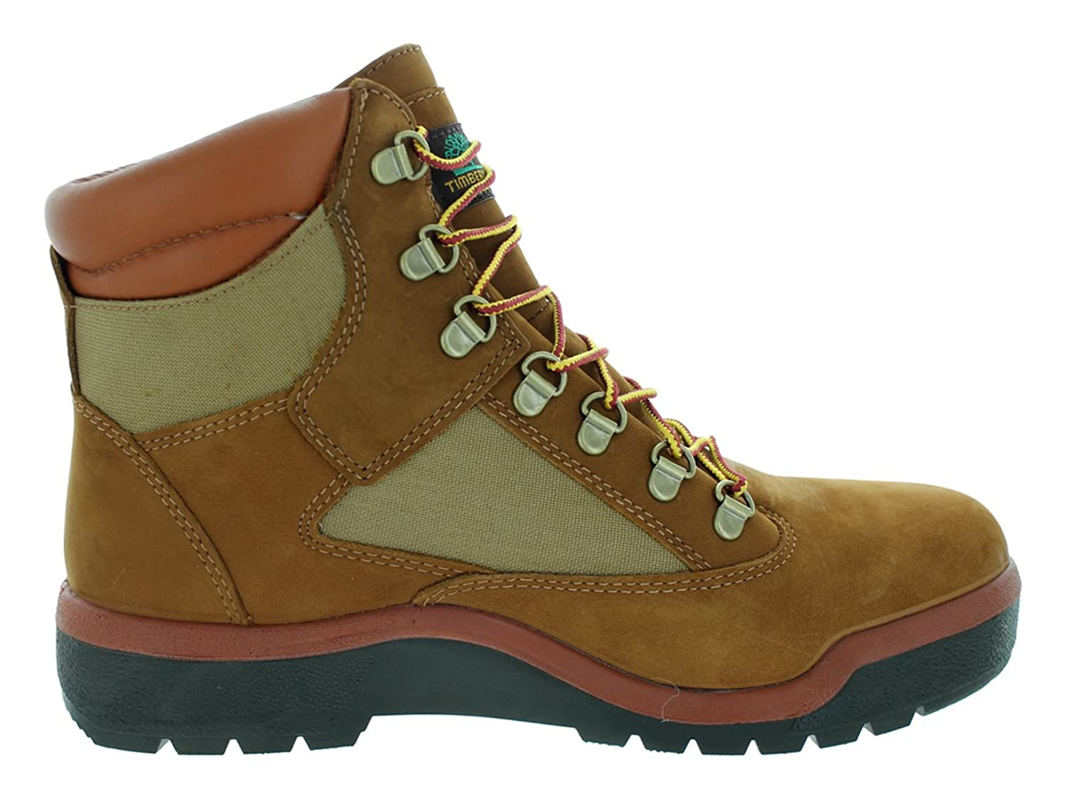 Timberland Men's Icon 6 inch Nongtx Fb Boot Lt Brown 7.5 D(M) US: Buy  Online at Low Prices in India - Amazon.in
