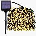 kalokelvin Waterproof Outdoor Solar String Lights