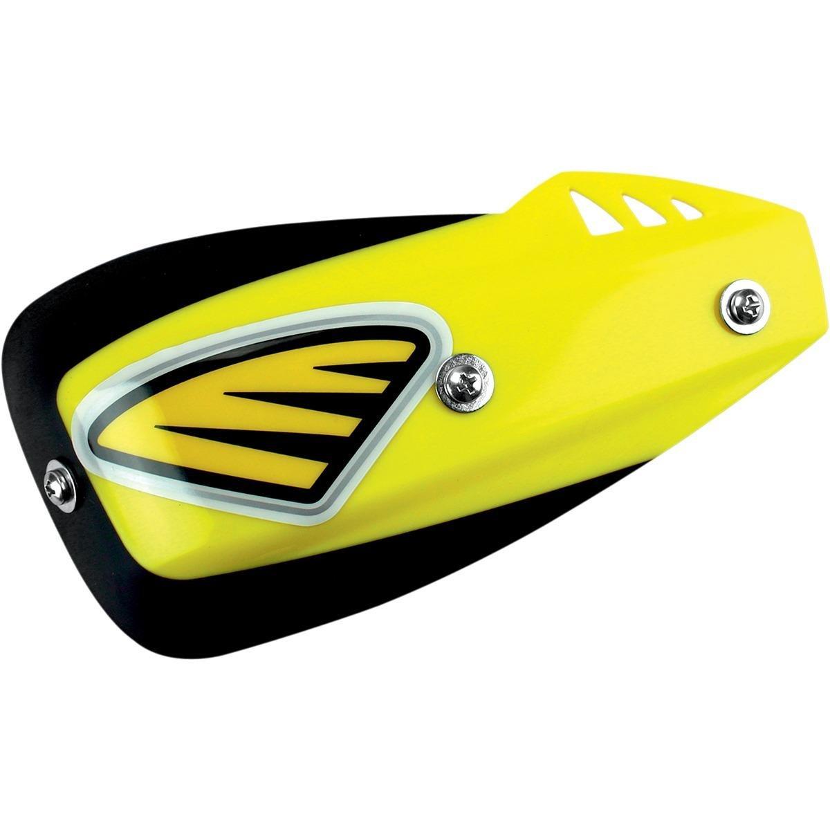 Orange Cycra Pro Bend Enduro DX Replacement Shields