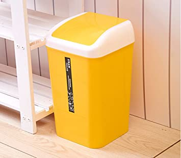 Amazon.com: Creative Kitchen Trash Can Trash Can Sitting Room ...