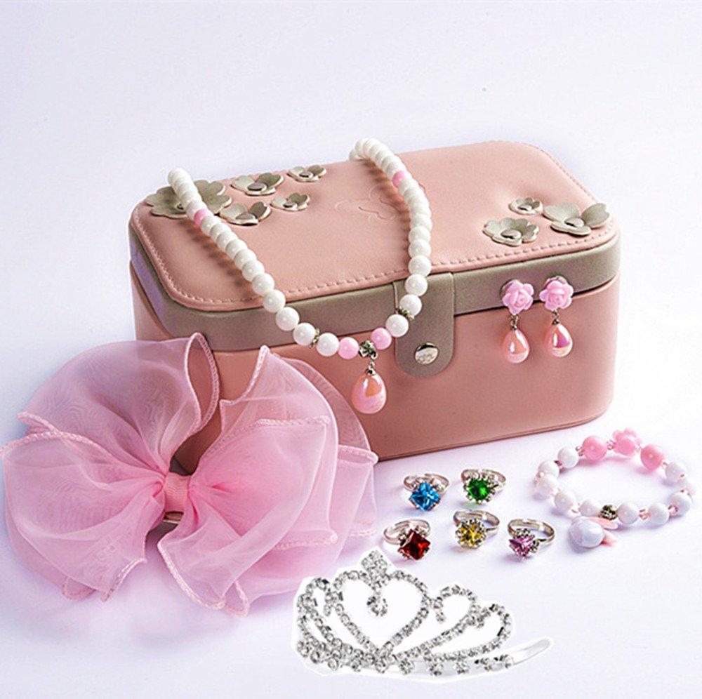 PinkSheep My Frist Jewelry Box (Pink-2)