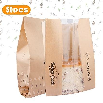 A-szcxtop 50pcs bolsas reutilizables bolsas de tostadora ...