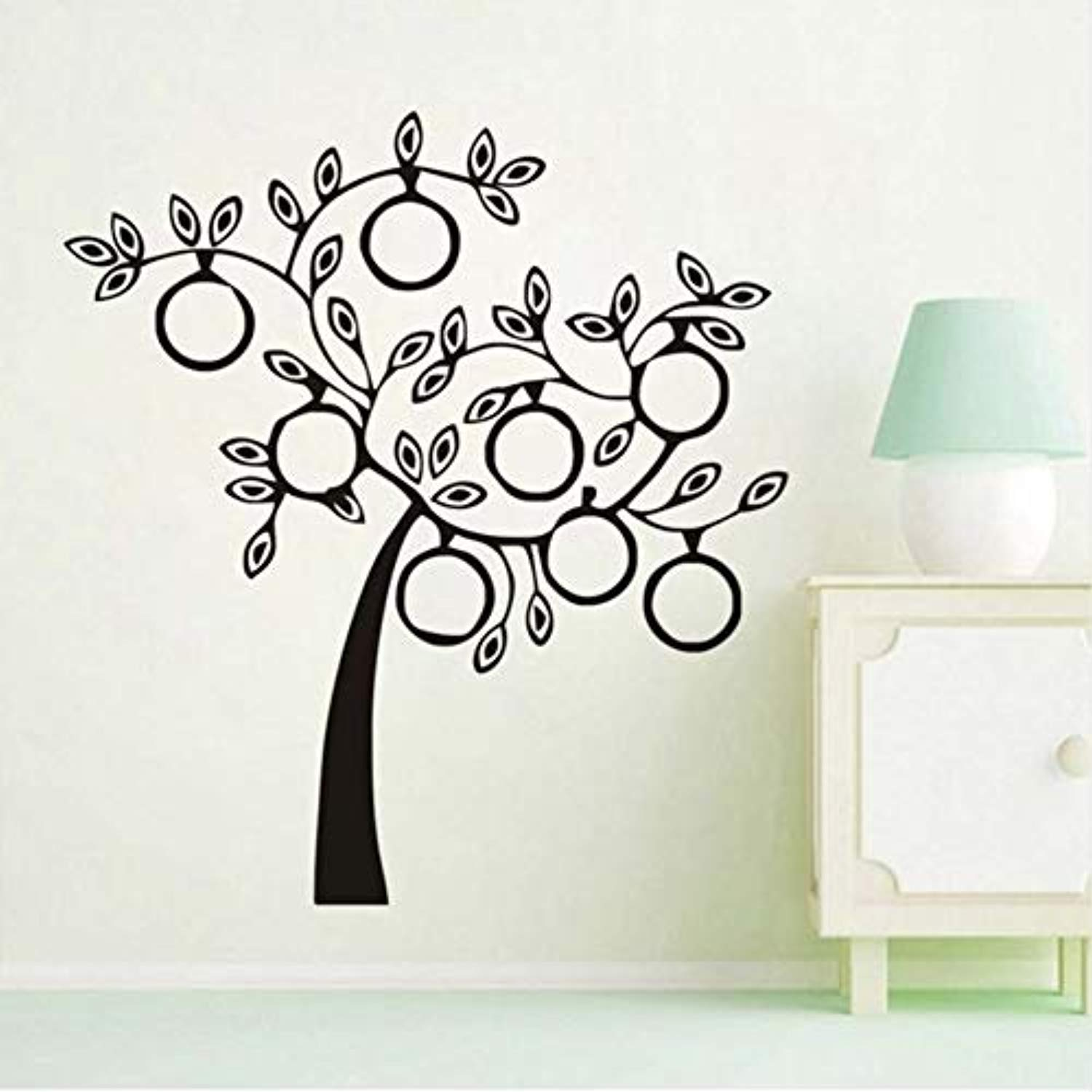 Removable Wall Decals Photo Picture Frame Removable Stickers Art Room Decor US