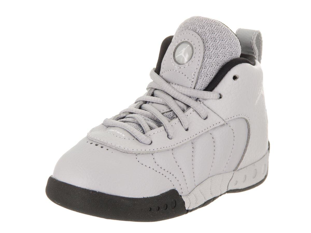 Jordan Boy's Jumpman Pro Basketball Shoes B0763RZ3JS 6 M US Toddler|Wolf/Grey/White/Black/White