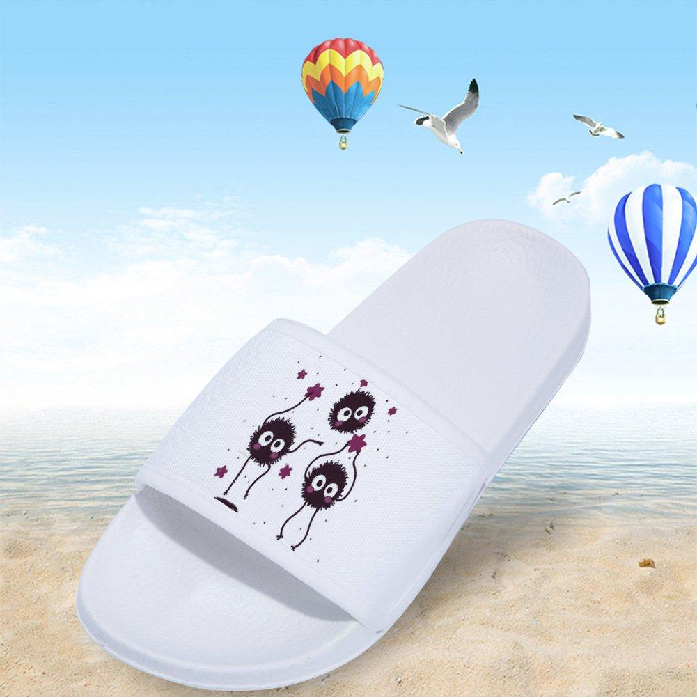 Slide Sandals for Boys Girls Non-Slip Bedroom Swimming Spa Indoor Outdoor Slide Sandals