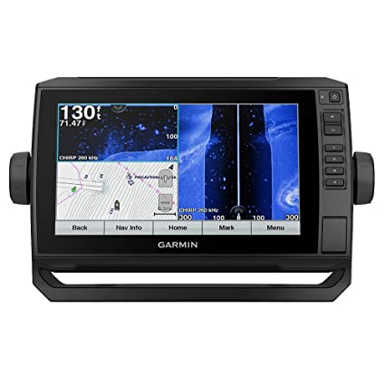 Garmin ECHOMAP Plus 94sv with BlueChart G3 Charts and Transducer