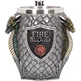 House Targaryen (Game Of Thrones) Tankard